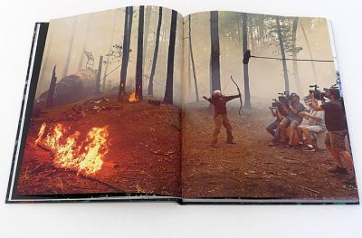 Pictures From a Pandemic: Norman Reedus Tales From the Woods by Anthony Haden-Guest - New York