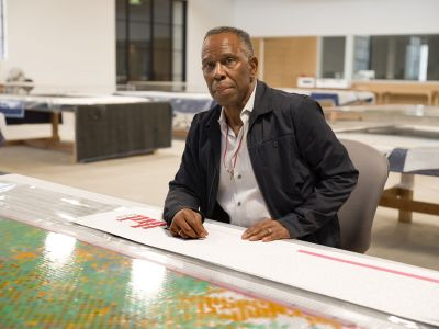 Veteran Artist Charles Gaines on Why Art Is 'Way More Interesting and Complex' Today Than It Was in the 1970s