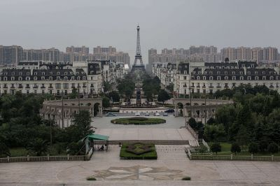 Why Urban Planners in China Have Become Master Copyists of Western Monuments