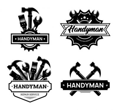 Best Handyman Logos