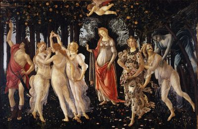 Sandro Botticelli's 'Primavera' Is a Mysterious Celebration of Spring. Here Are 4 Things You May Not Know About This Enigmatic Marvel