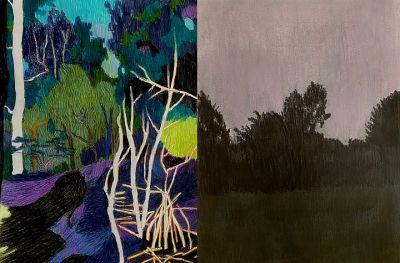 Postcards from Per Adolfsen: Portrait Landscapes by Cori Hutchinson - New York