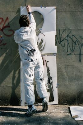Mr. Brainwash and 6 Other People Who Definitely, as Far as We Can Tell, Are Probably Not Banksy
