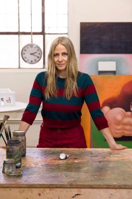 'I Don't Mind Being Repulsive': Swiss Painter Louise Bonnet on the Lure of Ugliness and How Horror Films Inspire Her Work