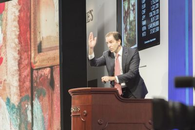 Going Once! 11 Auctioneers Tell Us the Stories and Rituals Behind Their Luckiest Gavels