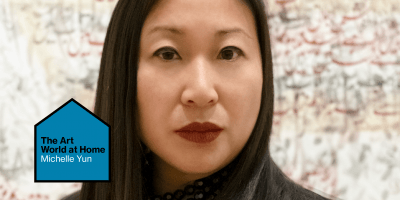 The Art World at Home: Asia Society Museum Director Michelle Yun Is Finalizing the Institution's Triennial and Floating in Her Pool