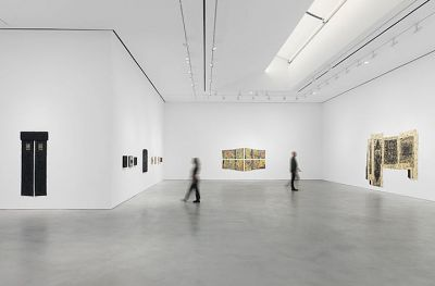 Jack Whitten: I AM THE OBJECT at Hauser & Wirth by Zoe Hopkin - New York