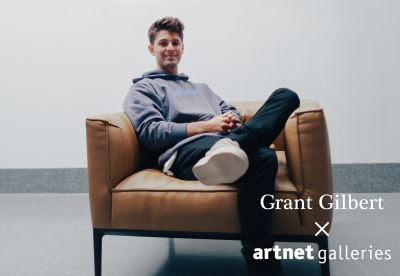 Grant Gilbert, the Mastermind Behind the Cleveland Cavaliers' Partnership With Daniel Arsham, Explores Artnet Galleries