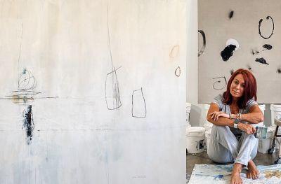 Artist Chris Brandell and Stories Told in Empty Spaces by McKenzie Morgan - Philadelphia